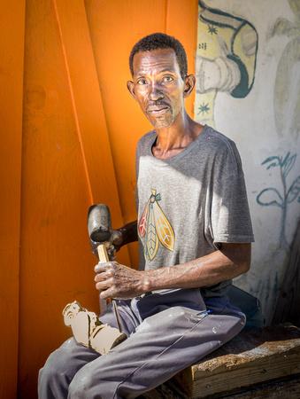 J.R. the Woodcarver
